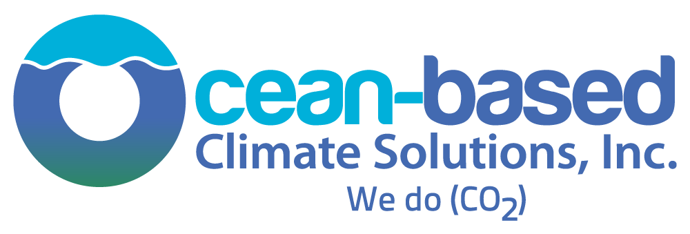 Ocean based Climate Solutions Logo